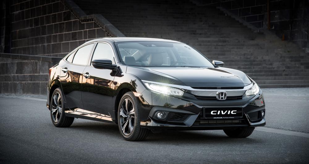 Honda Civic 4 drs. 1.5 Elegance