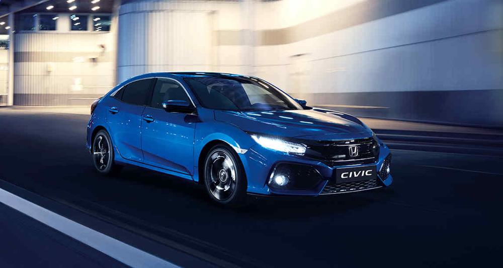 Honda Civic 5 drs. Hatchback 1.0 Elegance
