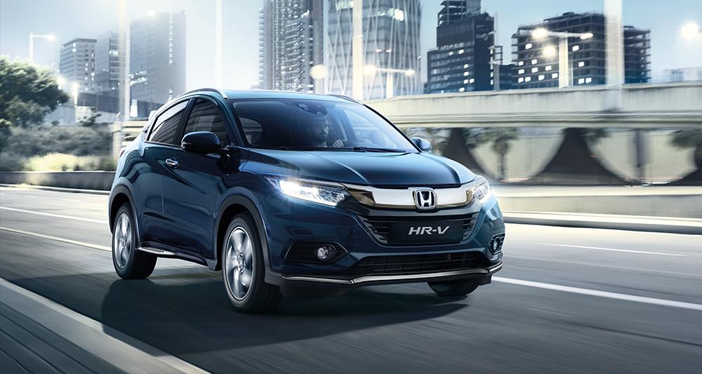 Honda HR-V 1.5 Elegance MT