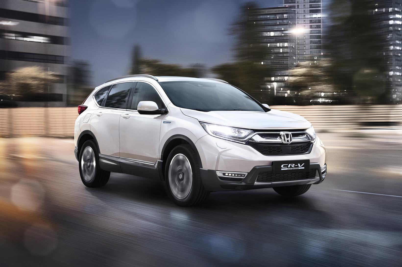 Honda CR-V Hybrid 2.0 Elegance CVT 2WD